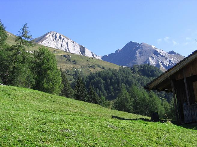 Foto: Andreas Koller / Wandertour / Ins Herz der Granatspitzgruppe (3232 m) / Bretterwandspitze (2887 m) vom Glanzer Berg / 09.05.2007 00:33:26