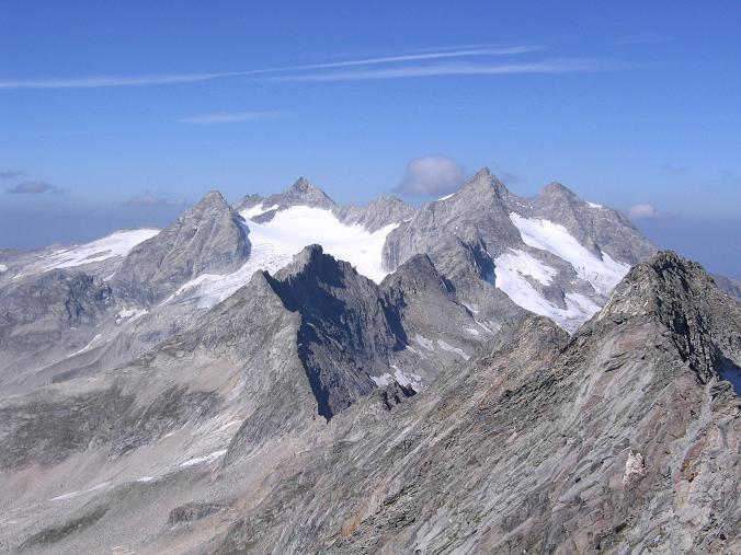 Foto: Andreas Koller / Wander Tour / Auf die Zillerplattenspitze (3148 m) / Reichenspitzgruppe (3303 m) / 07.05.2007 22:13:38