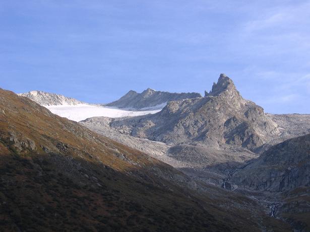 Foto: Andreas Koller / Wander Tour / Vom Neves-Stausee auf den Großen Möseler (3480 m) / Zillertaler Hauptkamm um den Möseler / 06.05.2007 22:47:58