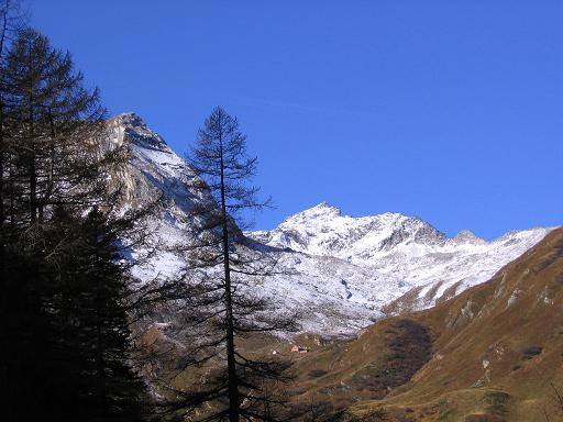 Foto: Andreas Koller / Wander Tour / Lanisch Seen und Oblitzen (2658 m) / Anstieg zur Ochsenhütte / 09.01.2007 01:41:28