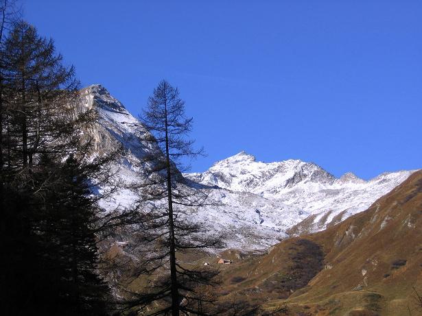 Foto: Andreas Koller / Wander Tour / Lanisch Seen und Oblitzen (2658 m) / Aufstieg zur Ochsenhütte / 27.04.2007 22:58:37