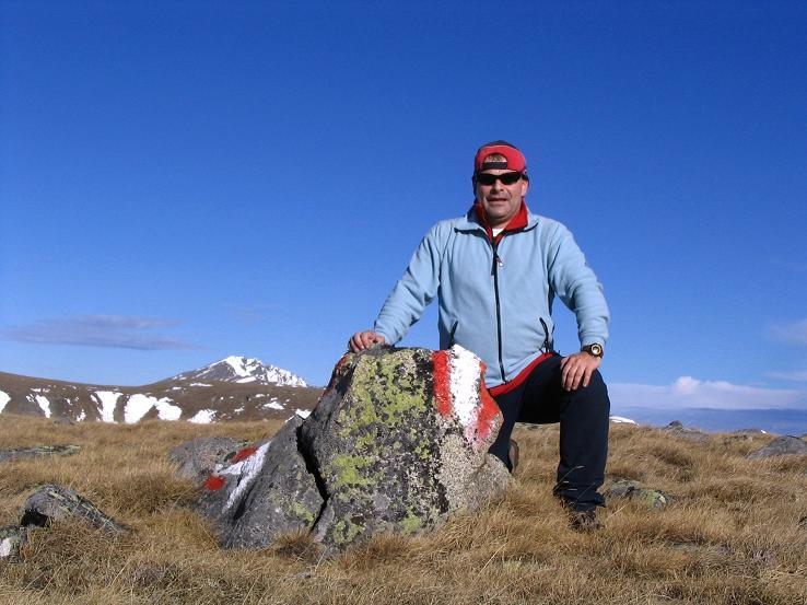 Foto: Andreas Koller / Wander Tour / Großer Ringkogel und Pletzen (2345 m) / Schöner Anstieg auf den Ringkogel / 26.04.2007 02:46:34