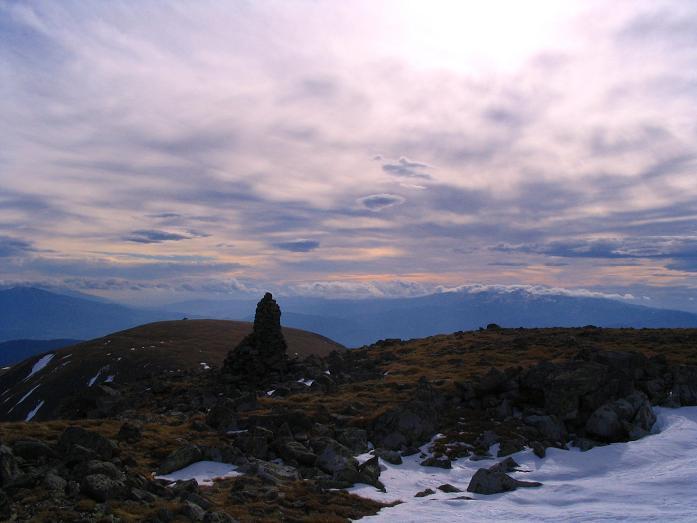Foto: Andreas Koller / Wander Tour / Großer Ringkogel und Pletzen (2345 m) / Auf der Pletzen / 26.04.2007 02:47:41