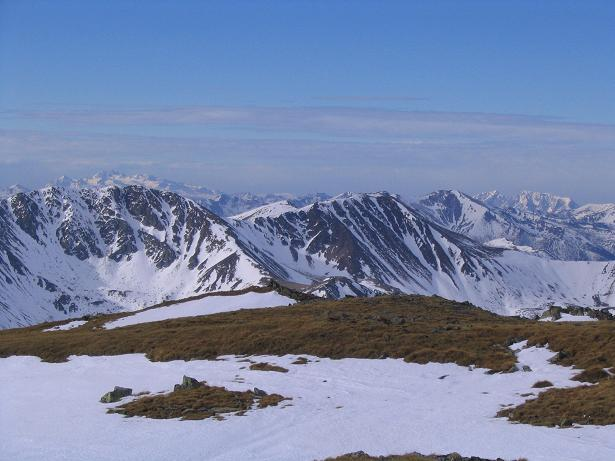 Foto: Andreas Koller / Wander Tour / Großer Ringkogel und Pletzen (2345 m) / Bei gutem Wetter: Blick bis zum Dachstein / 26.04.2007 02:48:15
