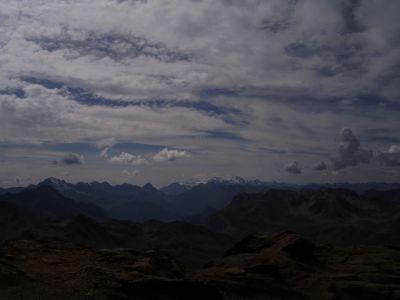 Foto: Rucki / Wander Tour / Hochtour auf die Punta Rosa / Blick in die Schweiz  / 24.02.2007 13:07:14