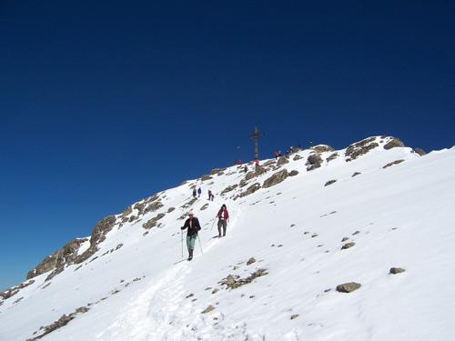 Foto: vince 51 / Ski Tour / Schesaplana, 2965m / Fast geschafft !! / 22.01.2007 23:22:36