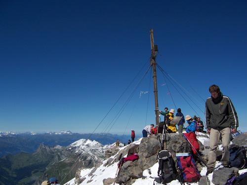 Foto: vince 51 / Ski Tour / Schesaplana, 2965m / Gedränge auf dem Gipfel / 22.01.2007 23:19:06