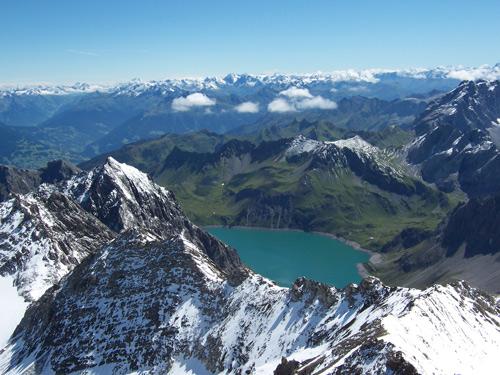 Foto: vince 51 / Ski Tour / Schesaplana, 2965m / Lünersee und Silvretta / 22.01.2007 23:16:22