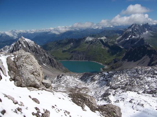 Foto: vince 51 / Ski Tour / Schesaplana, 2965m / Lünersee und Totalphütte / 22.01.2007 23:21:28