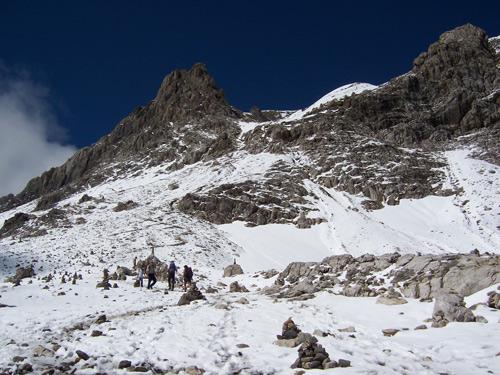 Foto: vince 51 / Ski Tour / Schesaplana, 2965m / 22.01.2007 23:24:50