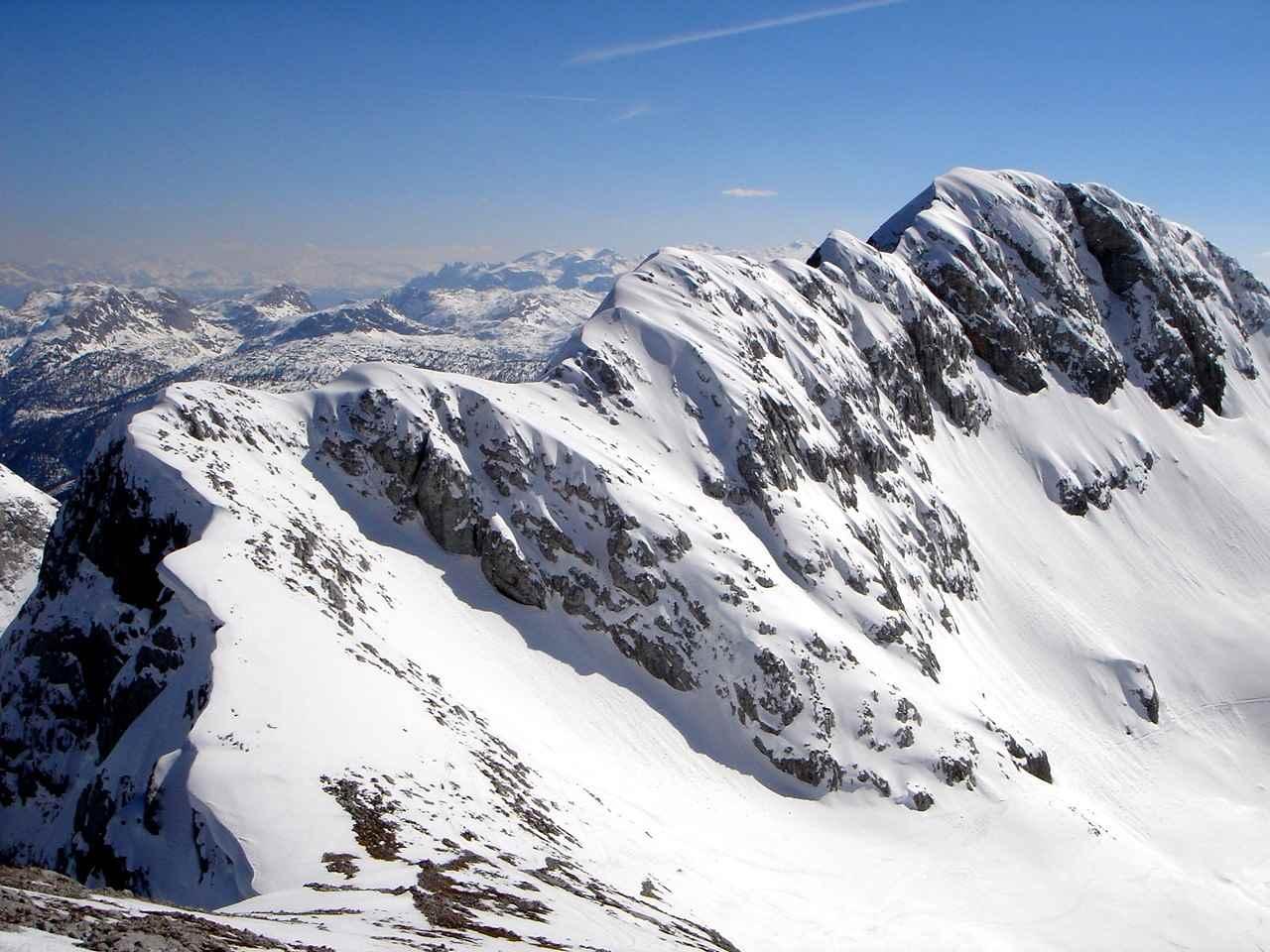 Foto: Manfred Karl / Ski Tour / Hoher Göll, 2522m / Kleiner Archenkopf / 18.05.2007 06:41:12