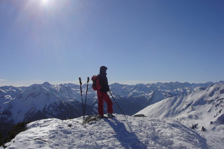 Foto: Werner / Ski Tour / Großer Rotbühel (2019m) / Großer Rotbühel / 09.01.2007 21:17:35