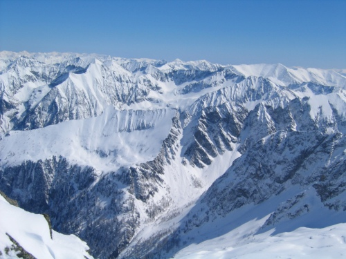 Foto: Christian Suschegg / Skitour / Deichselspitze (2684m) / Großartige Panoramablicke / 03.01.2007 18:04:18