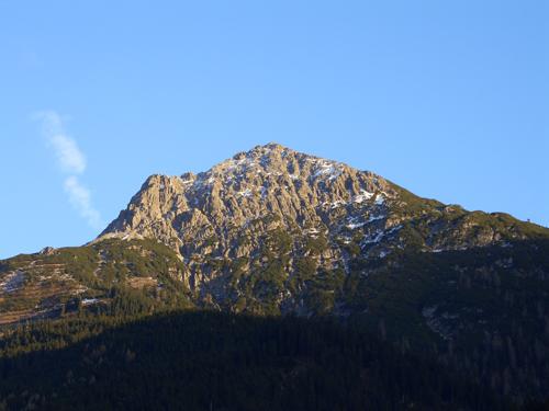 Foto: vince 51 / Wander Tour / Von Häselgehr auf die Lichtspitze / Die zu querenden Steilhänge / 04.01.2007 21:53:35