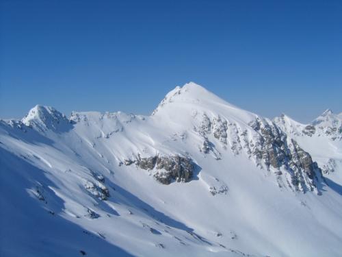 Foto: Christian Suschegg / Skitour / Von der Felseralm auf die Glöcknerin (2433m) / Unterwegs im hinteren Karkessel / 05.01.2007 08:53:48