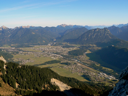 Foto: vince 51 / Wander Tour / Von Gaicht auf die Gaichtspitze / Reutte und Umgebung / 06.01.2007 22:02:14