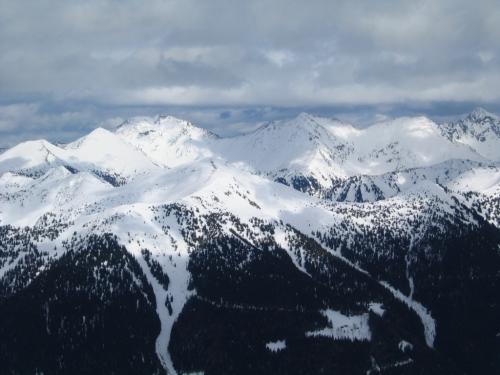 Foto: Christian Suschegg / Skitour / Über das Steinkar auf den Hochgrößen (2115m) / Ausblick - 1 / 10.01.2007 13:03:23