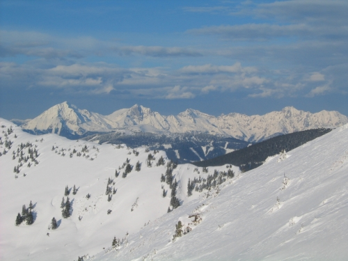 Foto: Christian Suschegg / Ski Tour / Horningalm - Schüttkogel (2049m) / Panorama-Impressionen 1 / 11.01.2007 13:28:52