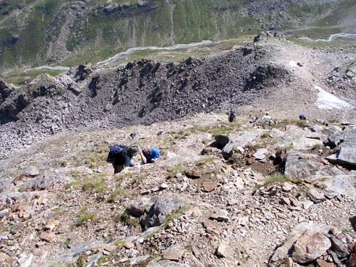 Foto: vince 51 / Wander Tour / Von der Bielerhöhe auf das Hohe Rad / Gipfelsteig / 12.01.2007 23:32:59