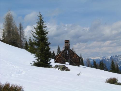 Foto: Christian Suschegg / Schneeschuhtour / Ebeneck - Ochsenkopf - Zinken - Speiereck / Madelsgrubenalm / 19.01.2007 14:07:00