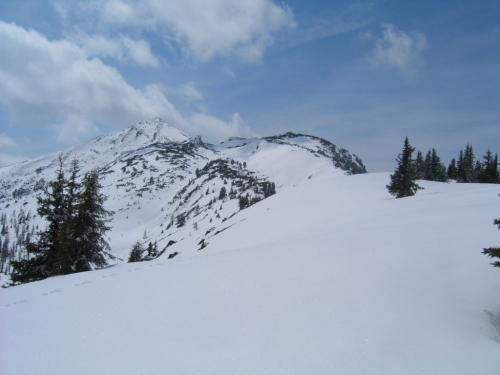 Foto: Christian Suschegg / Schneeschuh Tour / Ebeneck - Ochsenkopf - Zinken - Speiereck / Das Tourengelände vom Ebeneck (Standort) über den Ochsenkopf zum Zinken. / 19.01.2007 14:11:33