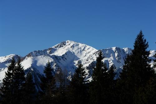 Foto: Christian Suschegg / Ski Tour / Schattnerzinken (2156m) / Ausblick zum Hochrettelstein. / 23.01.2007 10:22:34