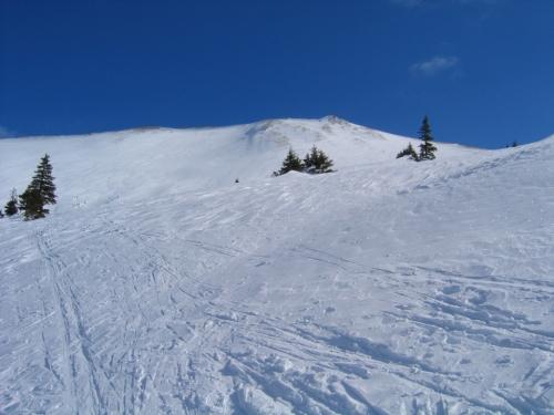 Foto: Christian Suschegg / Ski Tour / Schattnerzinken (2156m) / Herrlich weite, freie Kare. / 23.01.2007 10:21:12
