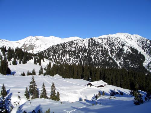 Foto: vince 51 / Schneeschuh Tour / Mit Schneeschuhen auf den Ochsenälpeleskopf (1905m) / Hirschwängalpe / 27.01.2007 23:25:09