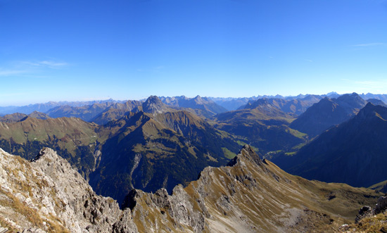 Foto: vince 51 / Wandertour / Hochkünzelspitze (2397m) / 28.01.2007 20:27:17