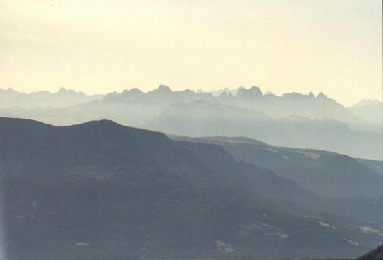 Foto: Andreas Koller / Wander Tour / Im Passeiertal auf  Hönigspitze und Hirzer (2781m) / Ausblick von der Hönigspitze / 29.01.2007 23:29:39