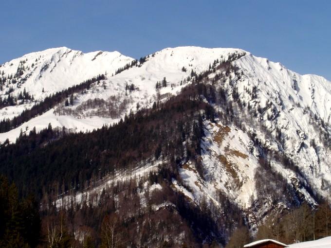 Foto: Manfred Karl / Ski Tour / Kreuzschneid (1669m) / 03.02.2007 12:23:38