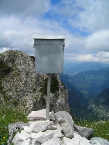 Foto: Christian Suschegg / Wander Tour / Greimuth (1871m) - Atterkogel (1826m) / Sowohl am Greimuth als auch am Atterkogel gibt es ein Gipfelbuch. / 03.02.2007 12:47:41