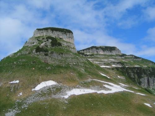 Foto: Christian Suschegg / Wander Tour / Greimuth (1871m) - Atterkogel (1826m) / Atterkogel und Greimuth / 03.02.2007 12:51:06