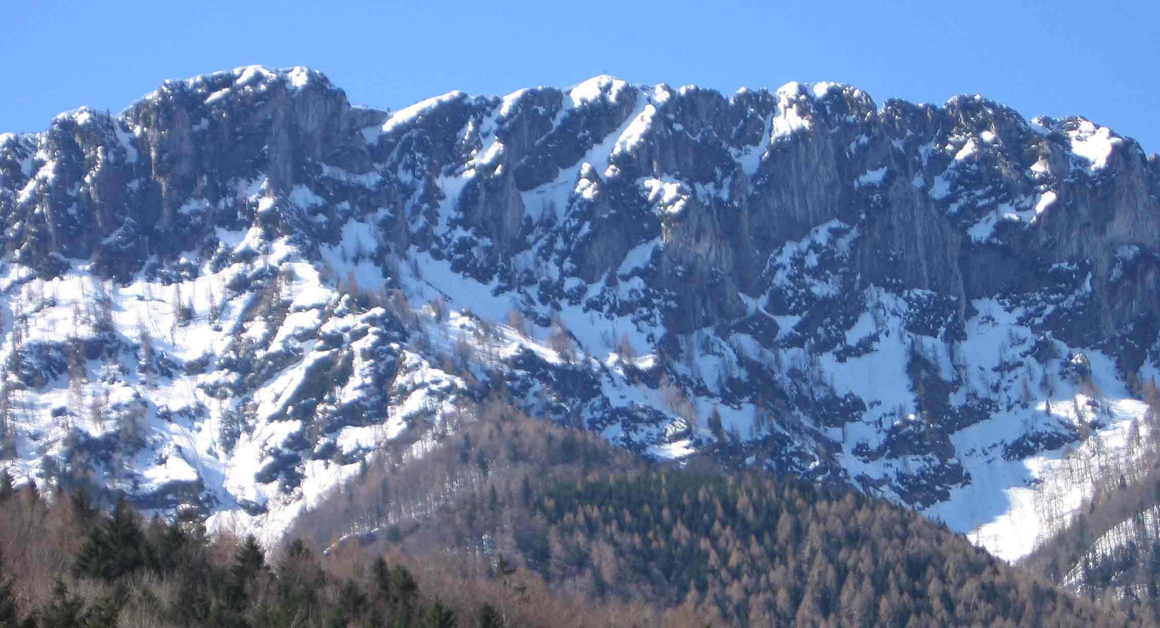 Foto: grilli / Wander Tour / Kremsmauer (Ausgangsort Steyrling) / Kremsmauer / 03.02.2007 21:22:02