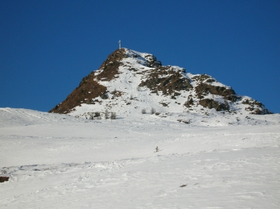 Foto: Eva-Maria Jordan / Wander Tour / Knoten (2214m) / 05.02.2007 16:37:44