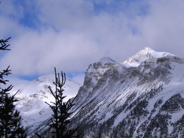 Foto: Andreas Koller / Ski Tour / Von Tweng auf den Rosskogel (2149 m) / Die nördlichen Radstädter Tauern / 05.02.2007 21:36:14