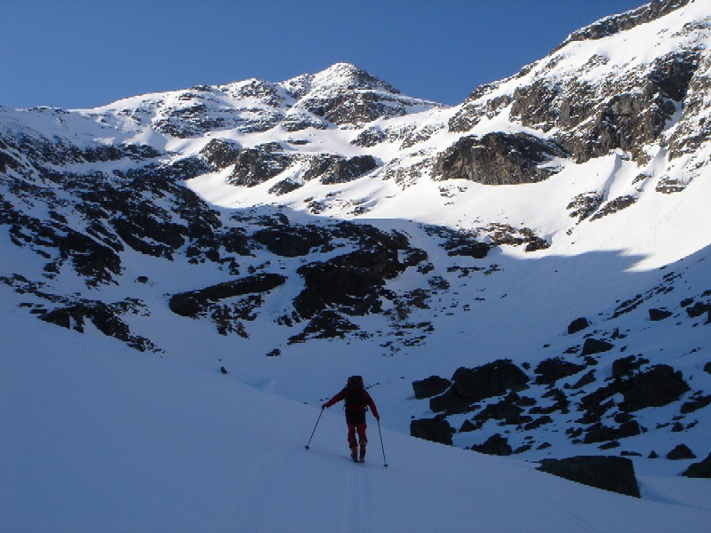 Foto: Manfred Karl / Ski Tour / Gamskarspitz (2491m) / 08.02.2007 20:05:52