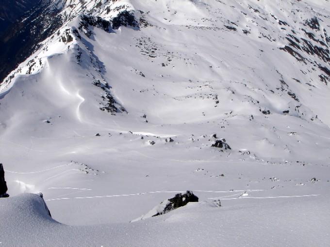 Foto: Manfred Karl / Skitour / Marchkareck (2661m) / 08.02.2007 20:56:35