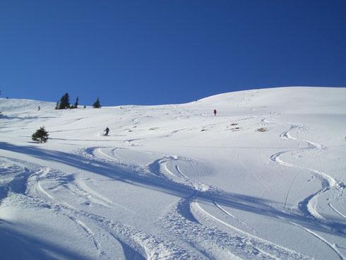 Foto: oett / Ski Tour / Gscheideggkogel / Durch besten Pulver ins Tal! / 10.02.2007 20:07:56