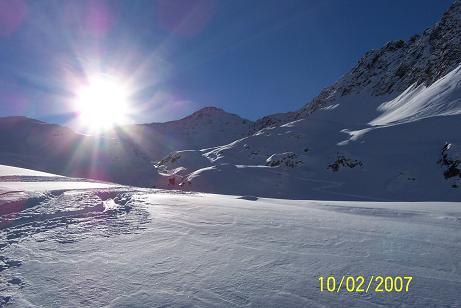 Foto: 007 / Ski Tour / Hinterbergkofel  / 14.02.2007 13:19:20