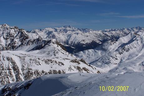 Foto: 007 / Ski Tour / Hinterbergkofel  / 14.02.2007 13:19:35