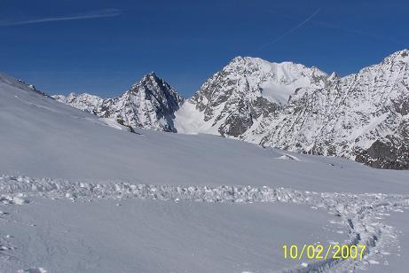 Foto: 007 / Ski Tour / Hinterbergkofel  / 14.02.2007 13:19:27