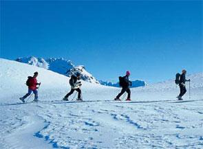 Foto: Verkehrsverein Lesachtal / Ski Tour / Schwalbenkofel (2159m) / 14.02.2007 13:20:16