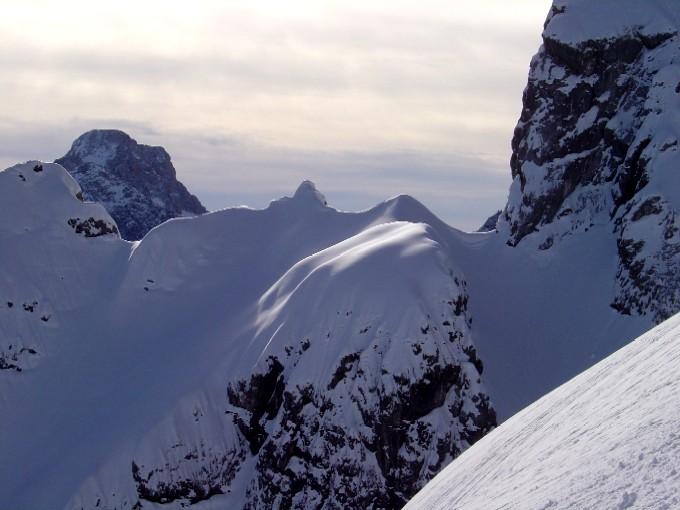 Foto: Manfred Karl / Skitour / Hochalm (2011m) / Wenn man vom