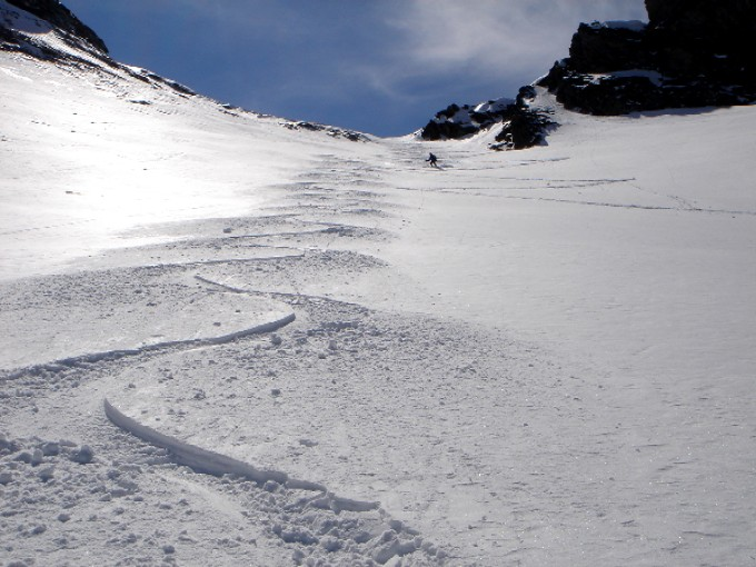 Foto: Manfred Karl / Ski Tour / Pleißnitzkogel (2536m) / So ist´s recht! / 14.02.2007 23:02:17