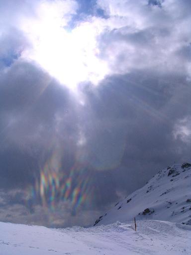 Foto: Andreas Koller / Ski Tour / Grindlspitze (2635m) und Rastkogel (2762m) / Hoch über dem Tuxertal / 06.04.2007 11:09:03