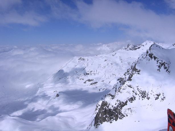 Foto: Andreas Koller / Ski Tour / Durch das stille Kaiserbergtal auf die Platzerspitze (3098m) / Der nördliche Glockturmkamm / 06.04.2007 19:37:02