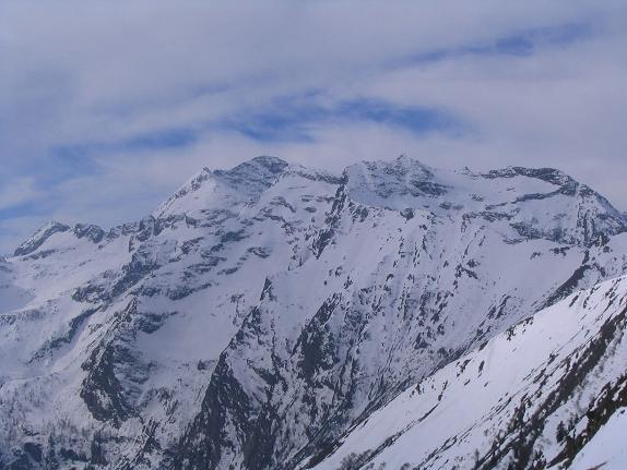 Foto: Andreas Koller / Ski Tour / Pleschnitzzinken mit Variationen (2112 m) / Die Hochwildstelle (2747 m) / 09.04.2007 22:49:07