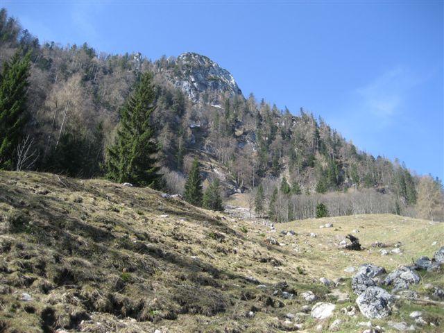 Foto: Alpinfreunde / Wander Tour / Von Weißenbach bei Strobl auf den Großen Sparber / 13.04.2007 19:54:43