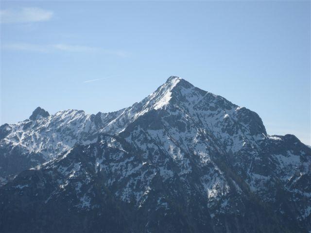Foto: Alpinfreunde / Wander Tour / Von Weißenbach bei Strobl auf den Großen Sparber / 13.04.2007 19:55:39